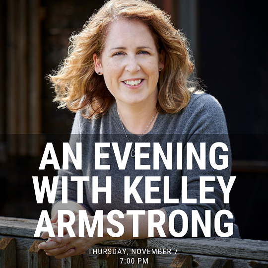 An Evening with Kelley Armstrong